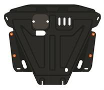 Защита картера и КПП Hover H6 2013-