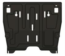 Защита картера и КПП Infiniti JX35/QX60 2013-