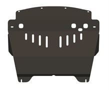 Защита картера Infiniti M35x4WD 2005-2010