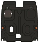 Защита картера и КПП Honda Accord IX 2013-