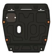 Защита картера и КПП Honda Civic IX (sedan) 2012-2015