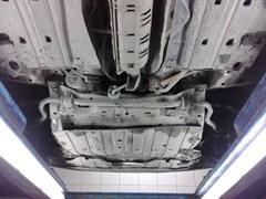 Защита Передний стабилизатор курсовой устойчивости Honda Civic VIII (sedan) 2006-2011