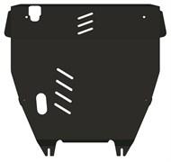 Защита картера и КПП HondaPilot II 2009-2011