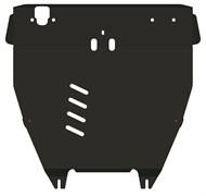 Защита картера и КПП HondaPilot II update 2012-