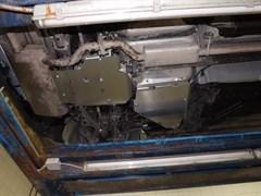 Защита Защита топливного бака Hyundai Creta 4WD2016-