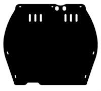 Защита картера и КПП Hyundai Santa Fe classic (ТАГАЗ) 2001-2006-