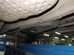 Защита компрессора Land Rover Range Rover  Sport 2005-2013