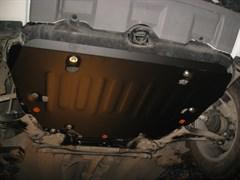 Защита картера и КПП Land Rover Freelander 2 2006-2014