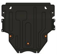 Защита картера и КПП Mazda 3 1,6  2009-2012