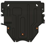 Защита картера и КПП Mazda 3 2,0  2009-2012