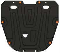 Защита картера и КПП Mazda 6  2008-2012