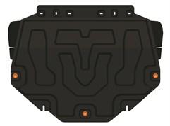Защита картера и КПП Mazda 6  2012-