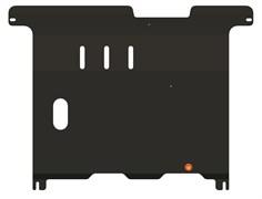 Защита картера и КПП Mazda 121 1,3; 1,8 D  1996-2000