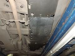 Защита топливопровода Mazda CX-5  (2 части)  2,0  2012-