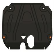 Защита картера и КПП Mazda CX-7  2006-2012