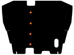 Защита картера и КПП Mitsubishi  Space Runner                  Передний привод   1991 - 1998