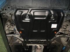 Защита картера и КПП Nissan X-Trail (T31)   2007-2014