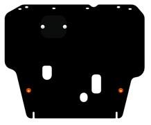 Защита картера и КПП Nissan Tiida C13  2015-