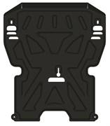 Защита картера и КПП Porsche Macan   3,0 2013-