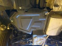 Защита топливопровода Renault Duster   2012-2015