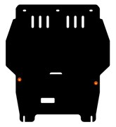 Защита картера и КПП Seat Toledo  1999-2006