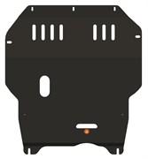 Защита картера и КПП Skoda Octavia Tour  MK1   facelift  2001-2011