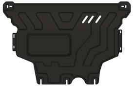 Защита картера и КПП Skoda Octavia A7    MK3   2013-