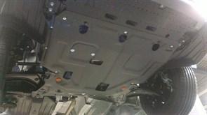 Защита картера и КПП Suzuki Vitara 1,6  2015 –