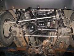 Защита рулевых тяг Suzuki Jimny  1,3  2003-