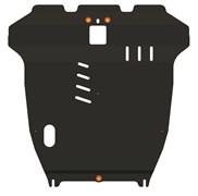 Защита картера и КПП Suzuki Liana передний привод  2001-2007