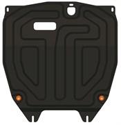 Защита картера и КПП  Suzuki Swif   2011-