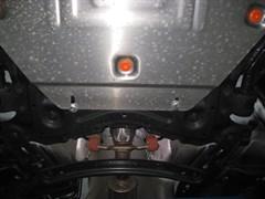 Защита картера и КПП Volvo S 40  2004-2012