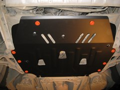 Защита картера и КПП   Volvo XC 90  all кроме V8   2002-2014