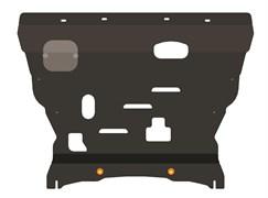 Защита картера и АКПП   Volvo XC 90  2,0  T6   2014-