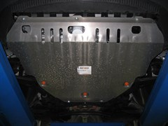 Защита картера и КПП  Volvo С 30   2006-2013