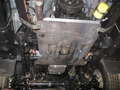 Защита МКПП и рк  UAZ  Hunter  2,7   2007-