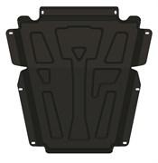 Защита картера и МКПП Lada X-Ray 1,6  2016-