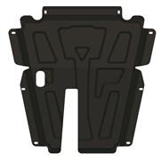 Защита картера и МКПП  Lada Largus 8-кл  1,6  2012 -