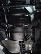 Защита топливного бака  UAZ Patriot   2,7  2016-