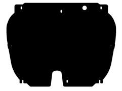 Защита картера и АКПП Toyota Estima II   2,4  2000-2006
