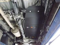 Защита топливного бака  Toyota Hilux   3,0 D  2015-