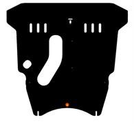 Защита картера и КПП  Toyota Rav-4 II  1,8; 2,0  2000-2004