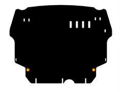 Защита картера и КПП  Volkswagen Beetle  2013-