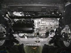 Защита картера и КПП  Volkswagen Jetta  1,4 TSI  2011-