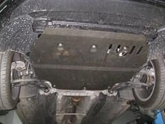 Защита картера и КПП  Volkswagen Passat B7  (установка на штатный кронштейн)   2010-2015