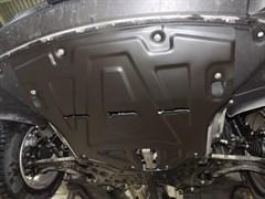 Защита картера и КПП Hyundai Tucson 2015 -