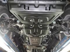 Защита картера двигателя Toyota Land Cruiser 150 Prado  2009-
