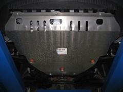 Защита картера и КПП  Volvo V50 2003-2012 V-all
