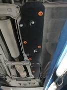 Защита топливной магистрали Volvo S60 2000-2010 V-all