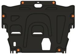 Защита картера и КПП Volvo XC70 2007-2016 V-all